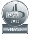 International Spirits Challenge Silver 2013
