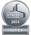 International Spirits Challenge Silver 2014